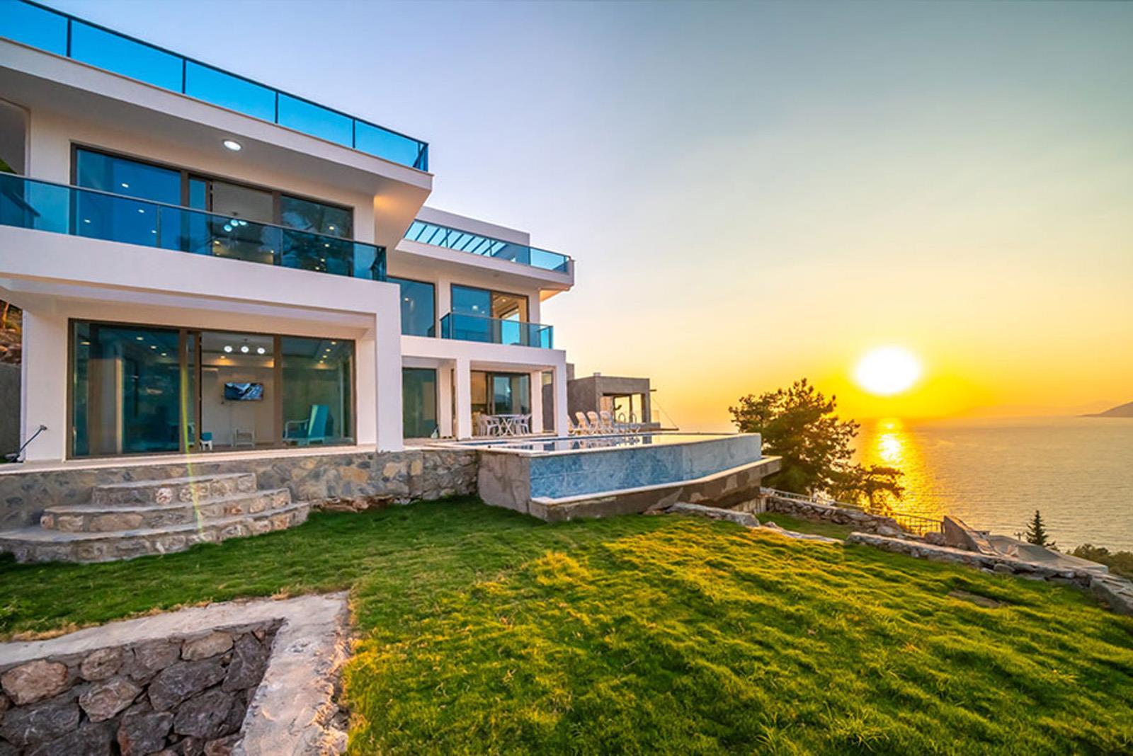 Villa Ende